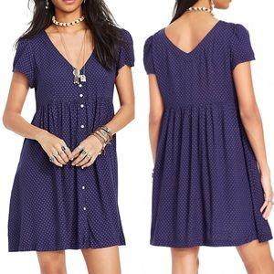 Denim & Supply Ralph Lauren babydoll dress stars